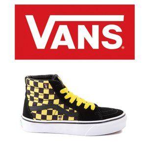 Vans x Where's Waldo Sk8 Hi  - Size 2